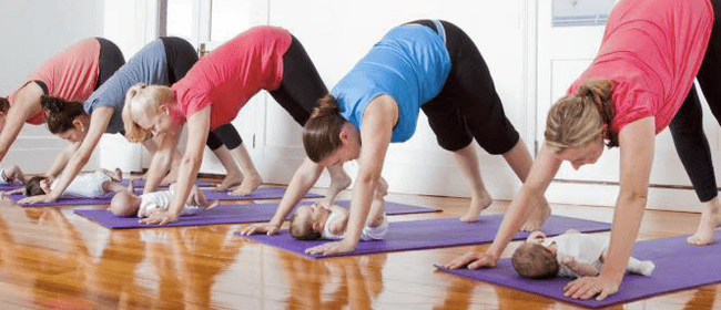 Mums & Bubs Exercise Classes