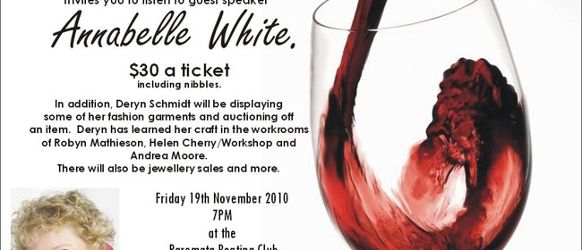 An Evening with Annabelle White