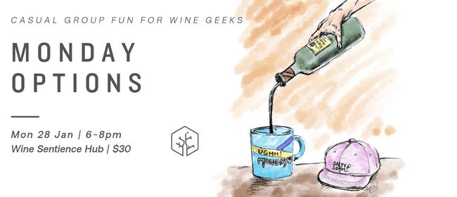 Monday Wine Options