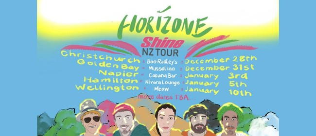 Horizone 'Shine' NZ Tour
