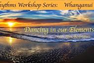 5Rhythms Workshop Series: Dancing In Our Elements