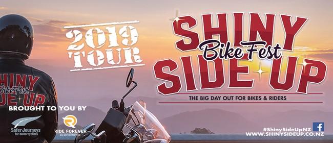 Shiny Side Up Bike Fest