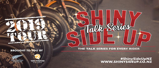 Shiny Side Up Talk Series