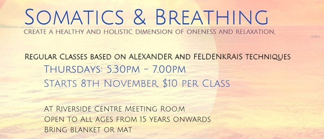 Somatics & Breathing Classes