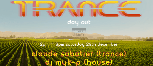 Trance Day Out at The Abbey