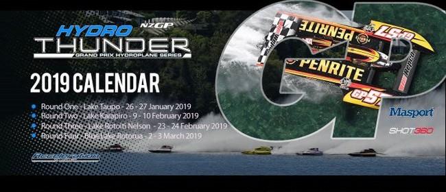 Hydro Thunder - Round Two
