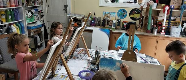 Summer Art School – Summer School Holidays