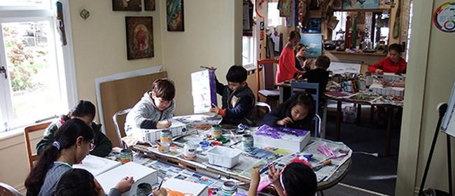 Summer Art School – January 2019 Classes