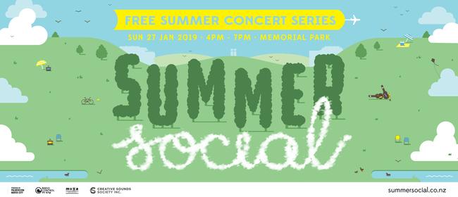 Summer Social 1 - Memorial Park