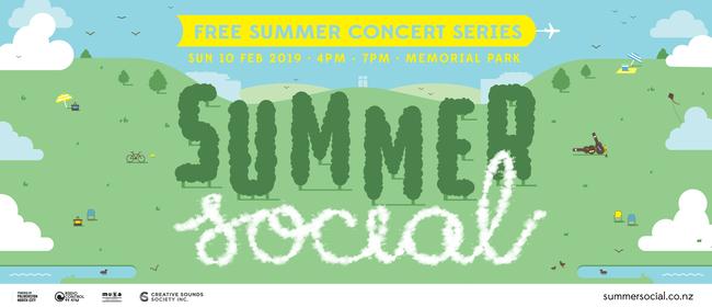 Summer Social 2 - Memorial Park
