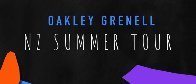 Oakley Grenell Summer NZ Tour