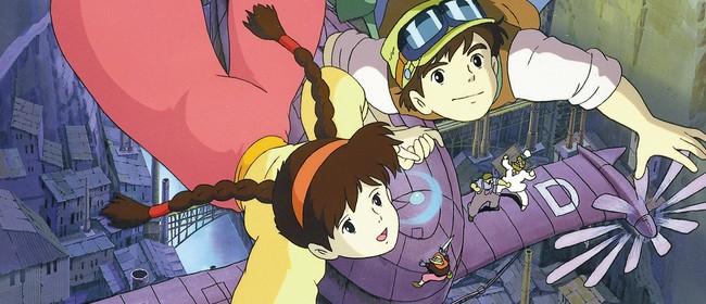 Japanese Film Night - Laputa: Castle In the Sky