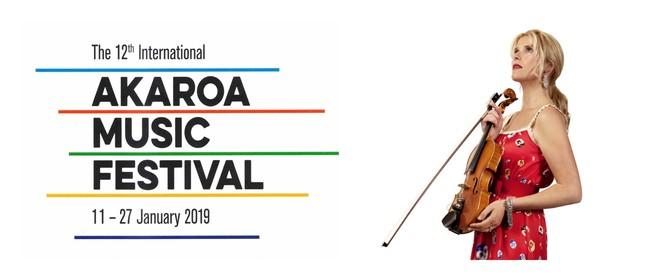 International Akaroa Music Festival – Fiona Pears