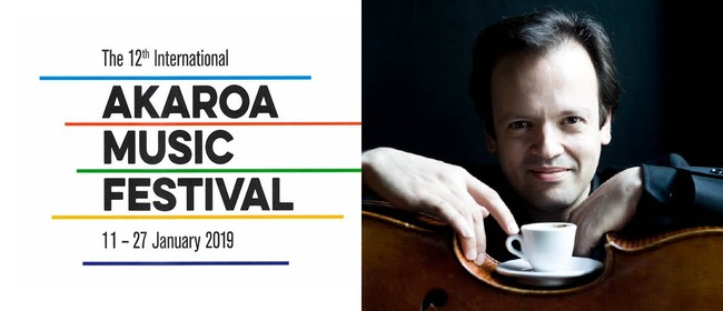 International Akaroa Music Festival – Cellissimo