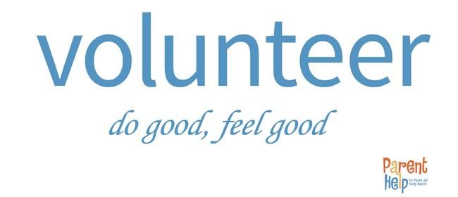 Info Evening for New Volunteers