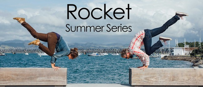 Summer Rocket Yoga Series