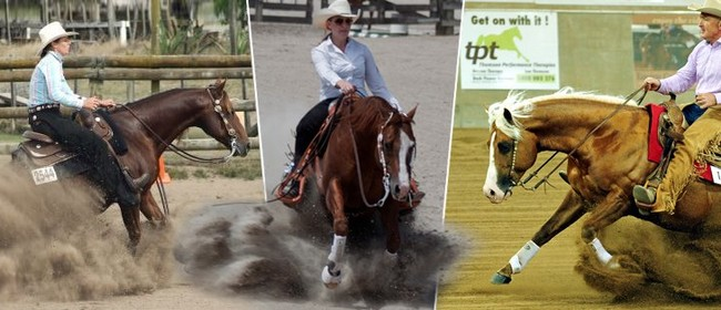 Summer Reining and Ranch Show