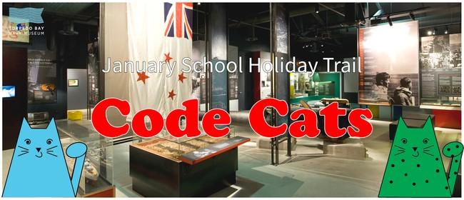Code Cats - Museum Explorer Trail