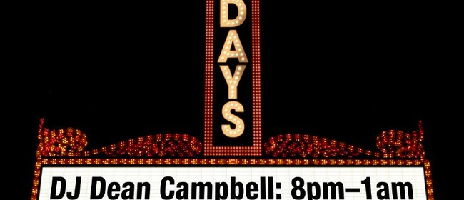 Chapel Saturdays with Dean Campbell