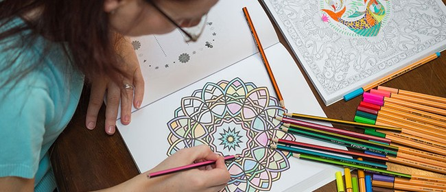 Mindful Colouring: Colouring In for Adults