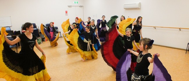 Kids Belly Dance Classes - 4 Week Block