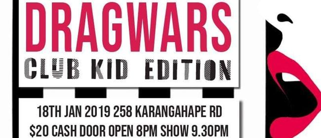 Drag Wars - Club Kid Edition