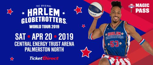 Harlem Globetrotters World Tour 2019