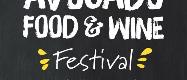 Katikati Avocado Food and Wine Festival