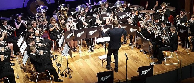 National Youth Brass Band of New Zealand On Tour