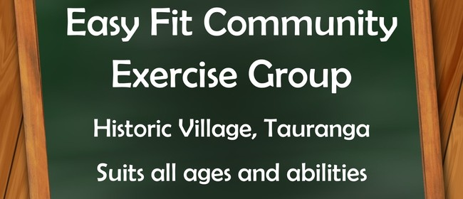 Easy Fit Community Exercise Group
