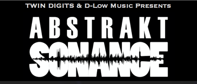 Twin Digits & D-Low Music - Abstrakt Sonance