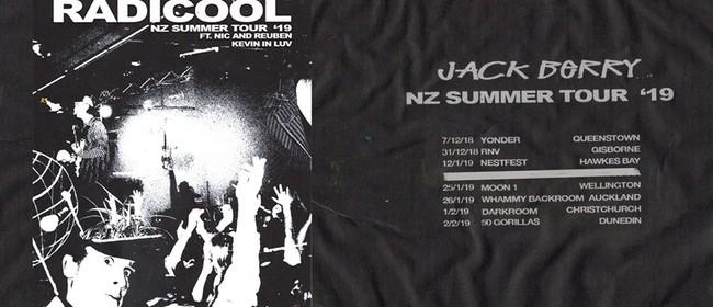 Jack Berry - Radicool Tour