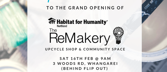 The ReMakery Grand Opening