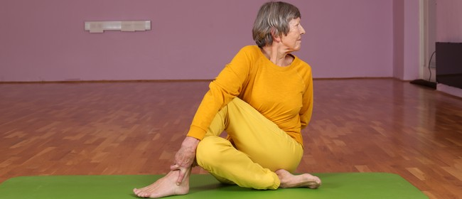 Gentle Yoga Suitable for Seniors