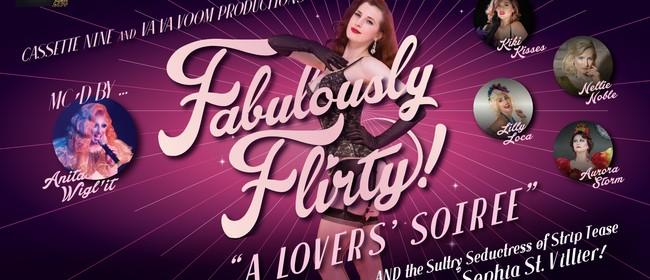 Fabulously Flirty! A Lovers' Soiree