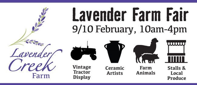 Lavender Farm Fair