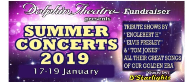 Dolphin Theatre Summer Concerts Fundraiser