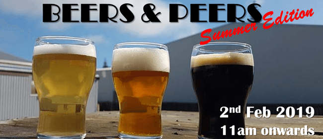 Beers & Peers - Summer Edition