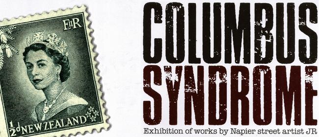 Columbus Sydrome - Napier Street Artist JR