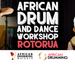 African Drum and Dance Full Day Workshop - Rotorua