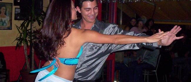 Salsa Friday Night