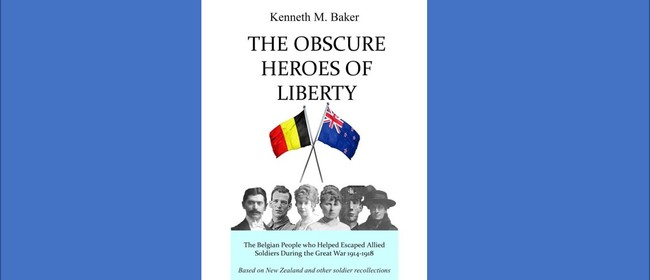 Talk by Dr Kenneth Baker About The Obscure Heroes of History