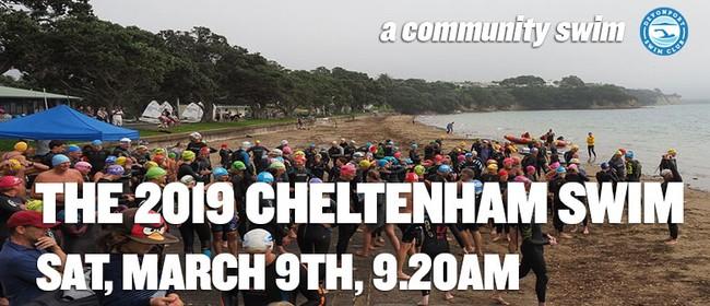 The 2019 Cheltenham Swim