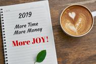 Create! More Time, More Money, More Joy!