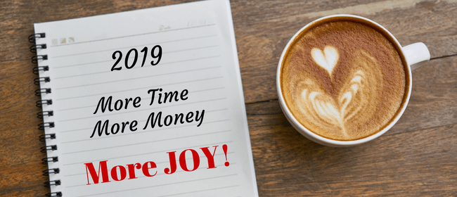 Create! More Time, More Money, More Joy!