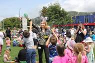 Bubble Flash Mob