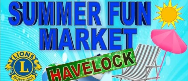 Havelock Lions Summer Fun Market