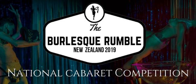The Burlesque Rumble New Zealand 2019
