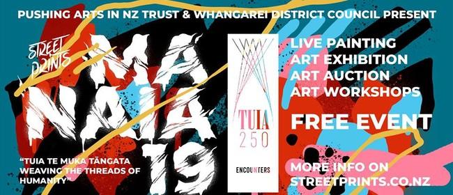Street Prints Manaia
