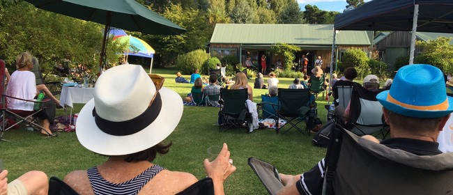 Whakaipo Lodge Summer Concert